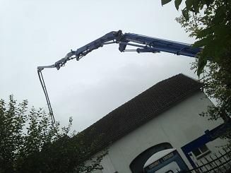 chantier isolation extérieure - province Namur