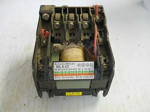Klockner Moeller  Dil-022