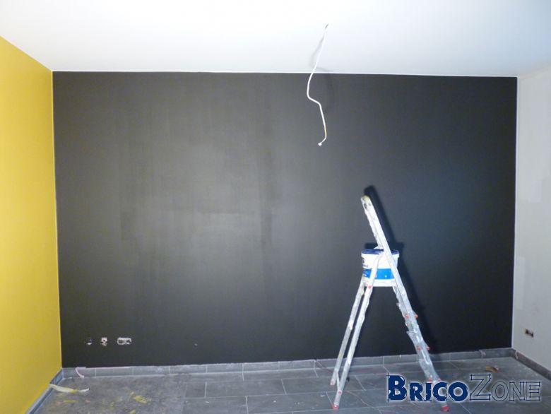 traces dans la peinture - Eviter Les Traces De Rouleau Peinture