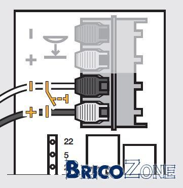 Raccordement clavier code - Comment programmer une telecommande de porte de garage ...