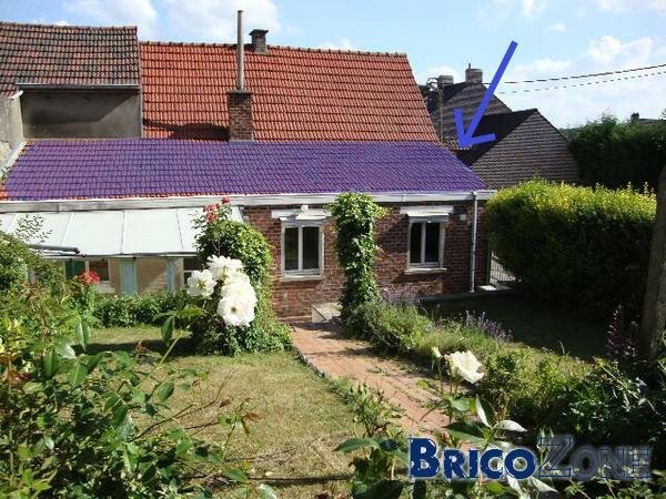 Solution de ventilation après isolation du toit (rénovation)