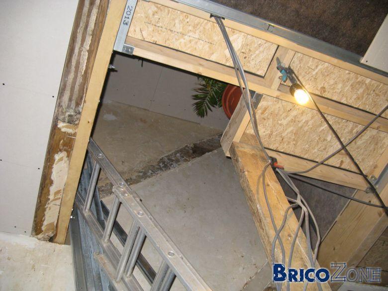 Dimensionnement d 39 un escalier 2 quarts tournant page 2 for Tremie escalier quart tournant