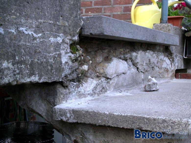 R nover escalier b ton ext rieur - Renovation beton exterieur ...