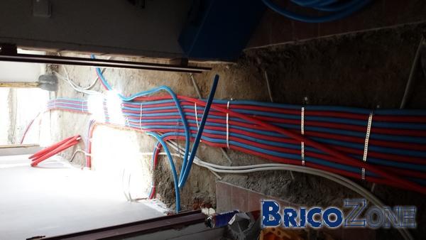 Notre rénovation en cours - Avant - Après