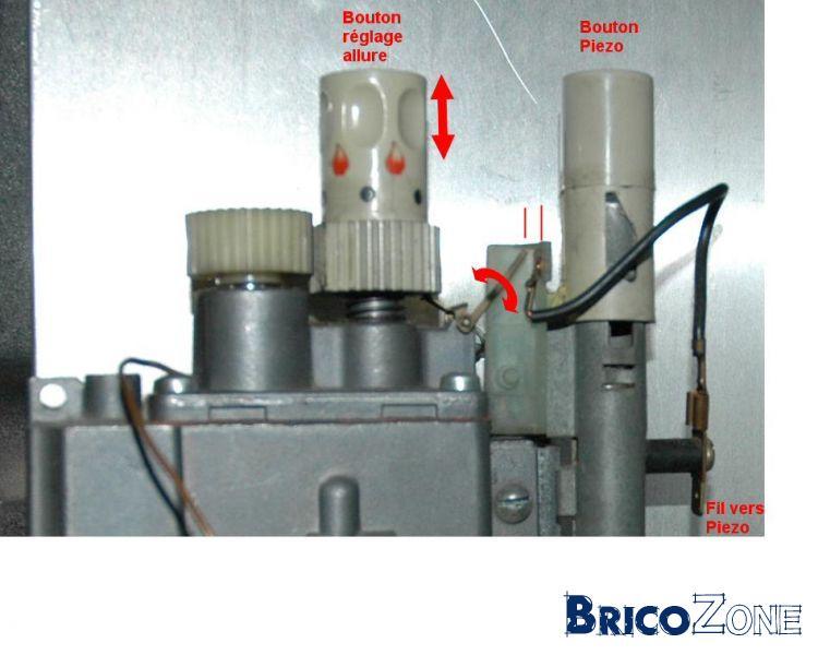 Allumage convecteur gaz for A quoi sert le gaz naturel