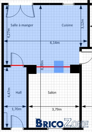 Carreler en 60x60 conseils for Taille joint carrelage