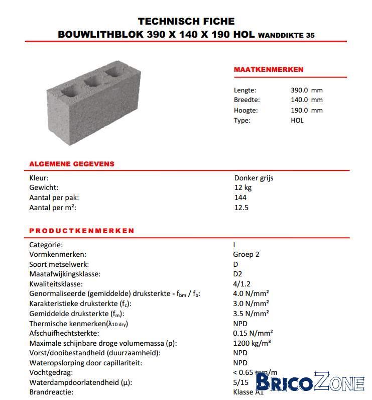 blocs terre cuite ou argex pour nouvelle construction