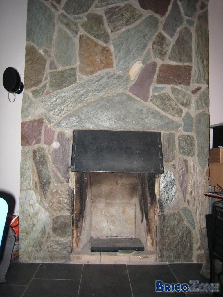 Possibilité insert dans ma cheminée ?