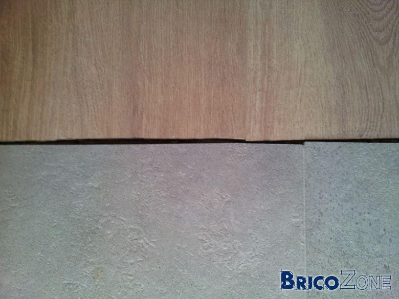 Entreporte parquet carrelage for Barre de jonction parquet