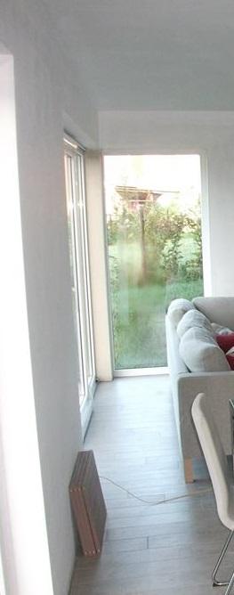 rideaux pour baie en coin. Black Bedroom Furniture Sets. Home Design Ideas