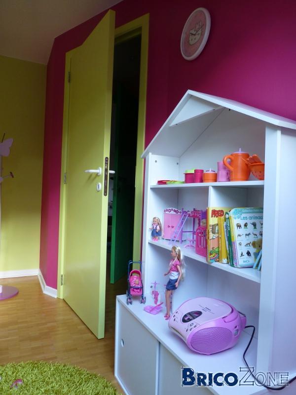 Couper chambre en deux - cloison