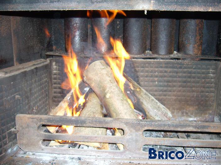 R�cup�rer la chaleur d'un po�le � bois