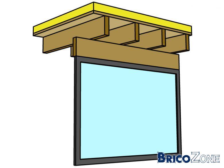 Isolation d bord de toiture for Debord toiture