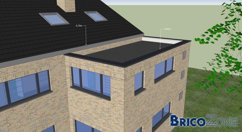 question toiture plate epdm. Black Bedroom Furniture Sets. Home Design Ideas