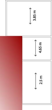 Question gitage pour toiture plate