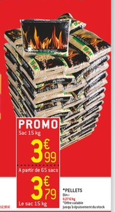 Alerte Promopellets 2014/15
