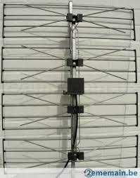 antenne panneau et foudre