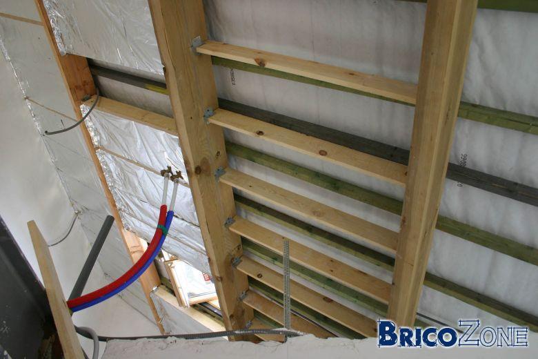 Isolation de la toiture d 39 un garage for Cout rehausse toiture