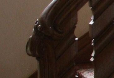 poncage de portes et escalier