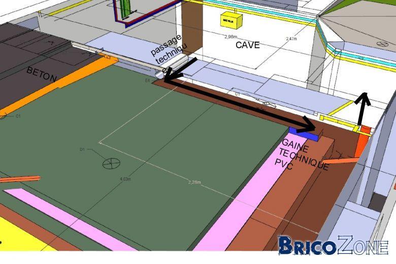 Paisseur dalle de beton - Plaque de ciment pour sol ...