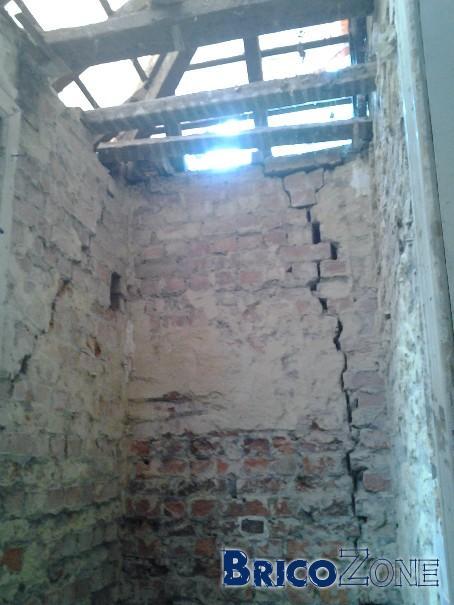 Reparer fissure mur elegant reparer fissure mur with reparer fissure mur st - Reparer une fissure dans un mur ...