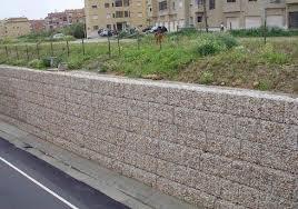 Mur de soutènenement / Terasse