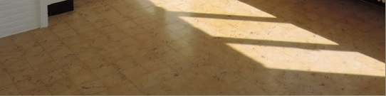 Cherche carrelage jaune marbr� des ann�es 50