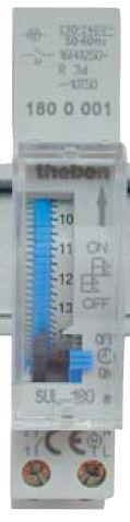 Theben SUL 180 A Horloge programmable analogique