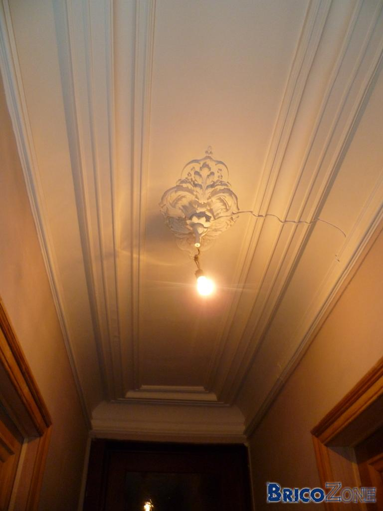 Platre Plafond Moderne Photos Couloir