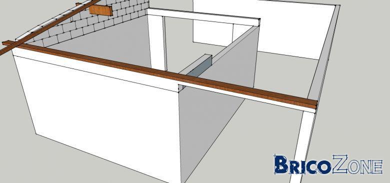 fixer une sabli re sur un linteau en b ton votre avis. Black Bedroom Furniture Sets. Home Design Ideas