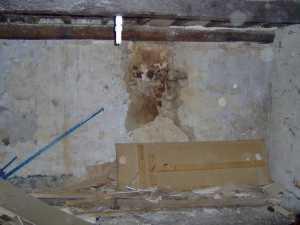 R Paration Et Pr Paration D 39 Un Mur Ab M Avant Plafonnage