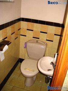 le WC de l'enfer