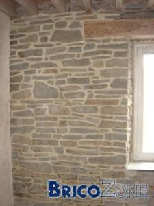 r novation murs int rieurs en pierres. Black Bedroom Furniture Sets. Home Design Ideas