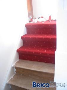 Cherche idée de recouvrement escalier