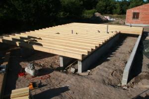 Annexe bois auto construction