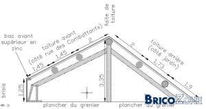 R novation charpente et toiture page 2 - Pente minimum ardoise ...
