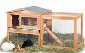 Urgent construire un clapier for Construire une cabane a lapin exterieur