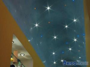 Plafond de LED