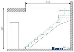 besoin d'aide pour le calcul d'un escalier