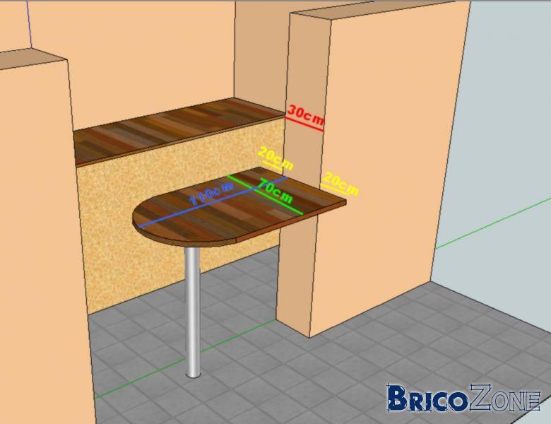 besoin de conseils table bar. Black Bedroom Furniture Sets. Home Design Ideas