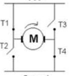 moteur cc à aimant permanent -> quelle tension?