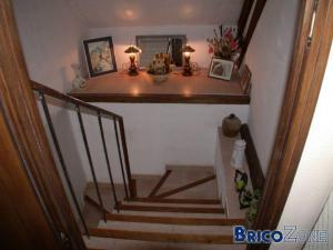 Escalier en bois ou escalier en béton ???