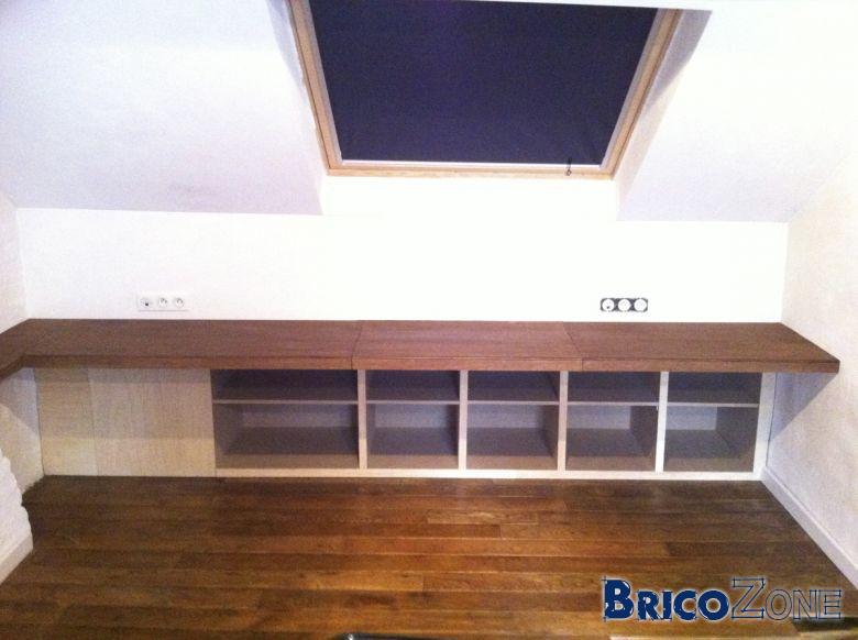 placards sous mansarde page 2. Black Bedroom Furniture Sets. Home Design Ideas