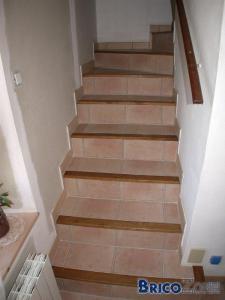 recouvrement escalier : bois ou carrelage