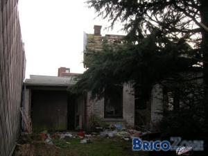 Réhabiliter une maison sinistrée ou construire du neuf