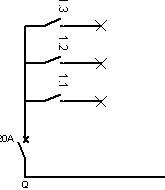Besoin d'info : Schema unifilaire domotique