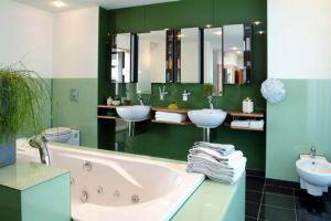 Murs salle de bain - Peinture mur salle de bain ...