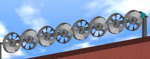 Turbine a vent en bricolage, qui peut aider ?