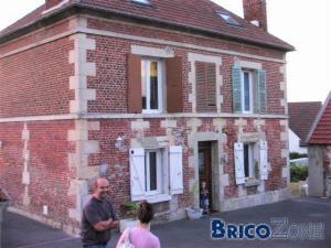 Fa�ade Briques et Pierres � R�nover