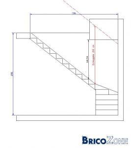 escalier confortable possible. Black Bedroom Furniture Sets. Home Design Ideas